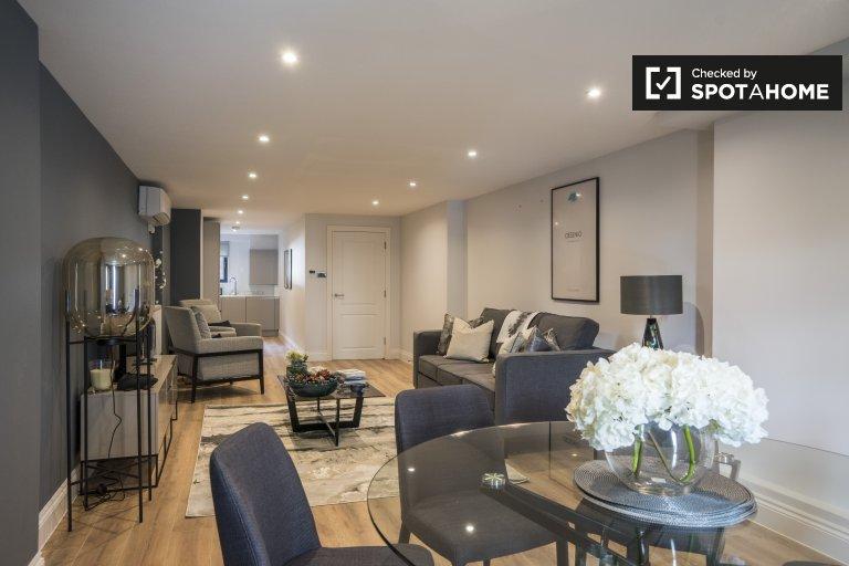 Appartement de 3 chambres à louer à Kensington, ouest de Londres
