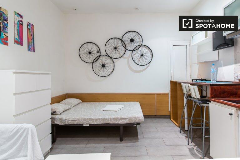 Studio dell'anca in affitto a El Born, Barcellona