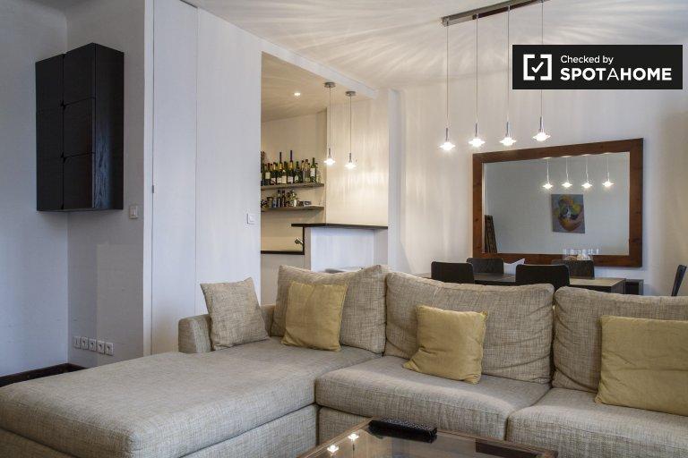 Apartamento de 1 quarto para alugar no 7º arrondissement, Paris