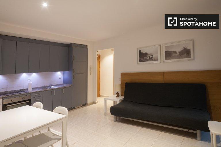 2-pokojowe mieszkanie do wynajęcia w Barri Gòtic, Barcelona