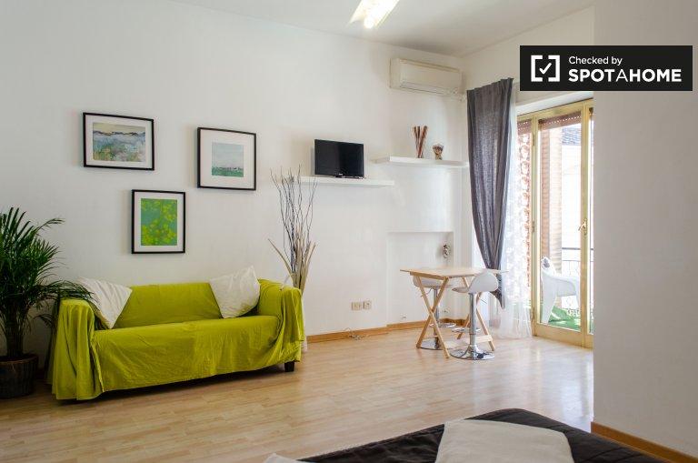 Appartement de 1 chambre à louer à Aurelio, Rome