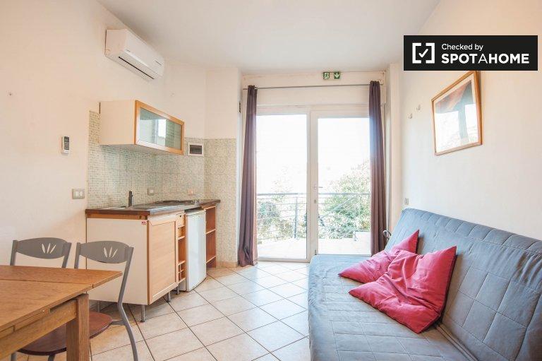 Appartement 1 chambre à louer à Aurelia Antica, Rome