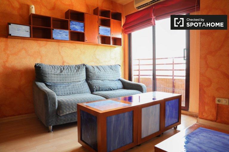 Bel appartement 1 chambre à louer à Benimaclet, Valence