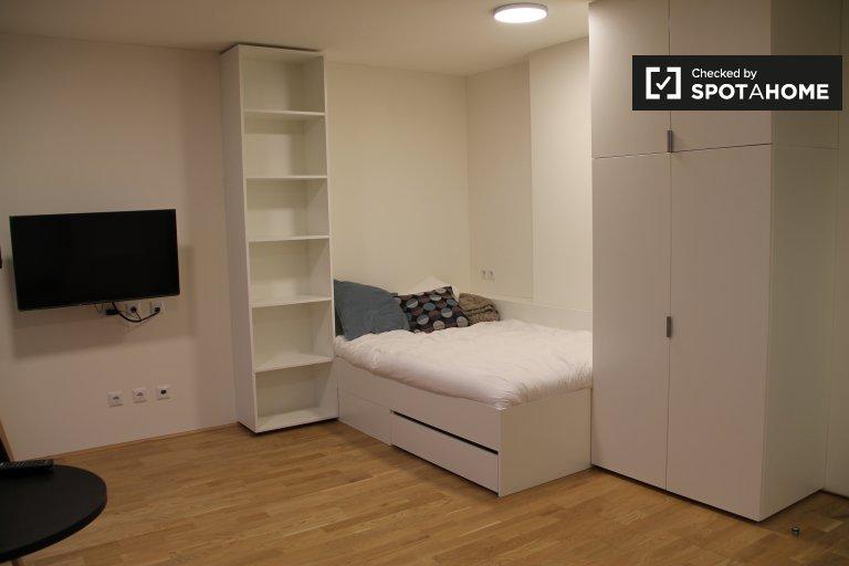 Charming studio apartment for rent in Brigittenau, Vienna