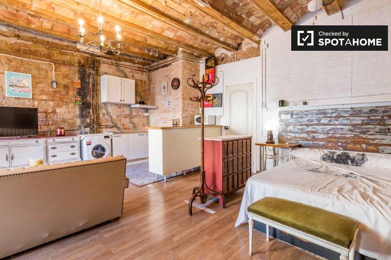 Apartamento en alquiler en Extramurs, Valencia