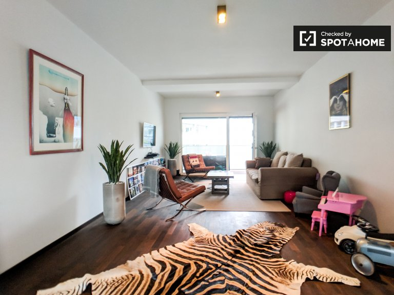Apartament z 2 sypialniami do wynajęcia w Mitte, Berlin