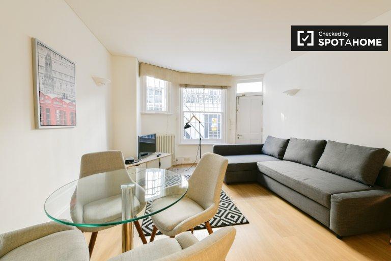 Appartement 1 chambre à louer à louer à Kensington, Londres