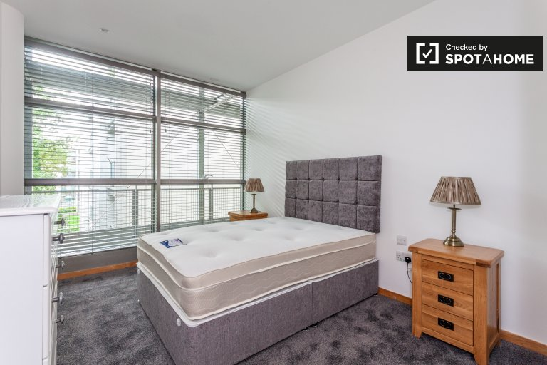 Quartos em apartamento de 2 quartos para alugar em North Inner City