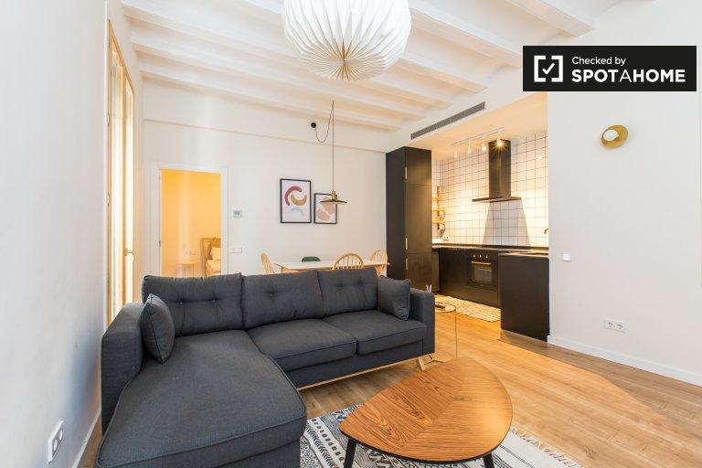 1-Zimmer-Wohnung zur Miete in Gràcia, Barcelona