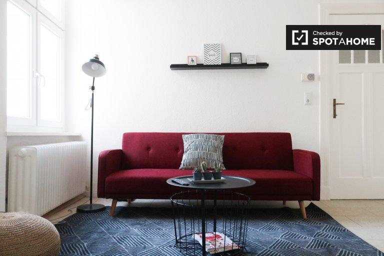 Apartamento con 1 habitación en alquiler en Reinickendorf, Berlín