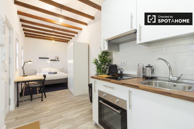 Chic Studio Wohnung zu vermieten in Tetuán, Madrid
