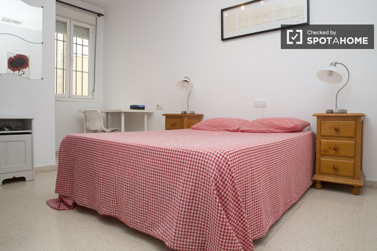 Quiet and pet friendly one bedroom apartment in San Vincente