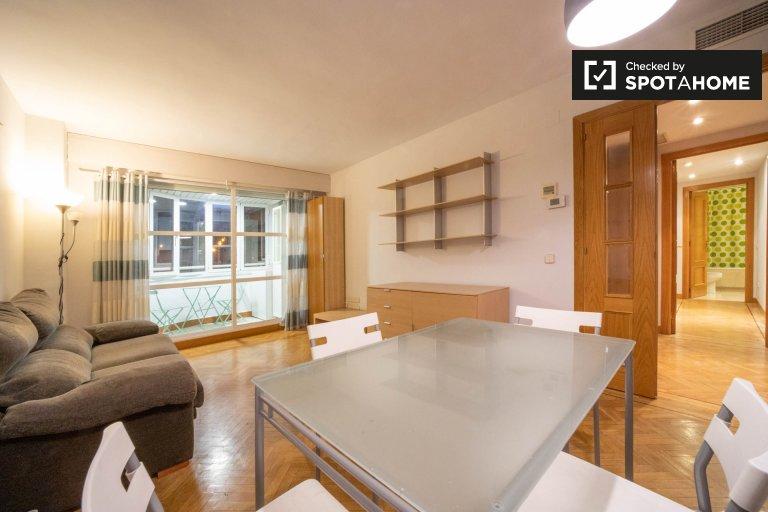 2-bedroom apartment for rent in Ciudad Universitaria Madrid