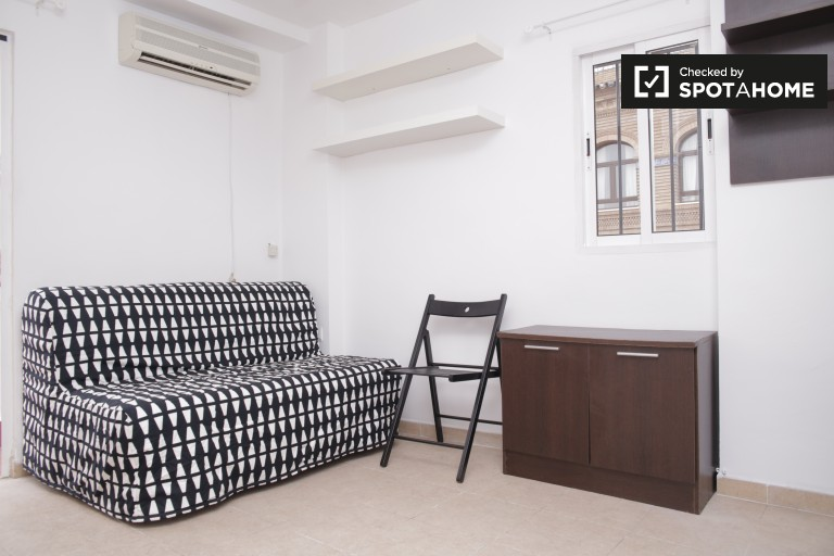 1-bedroom apartment with terrace for rent in Seville City Centre