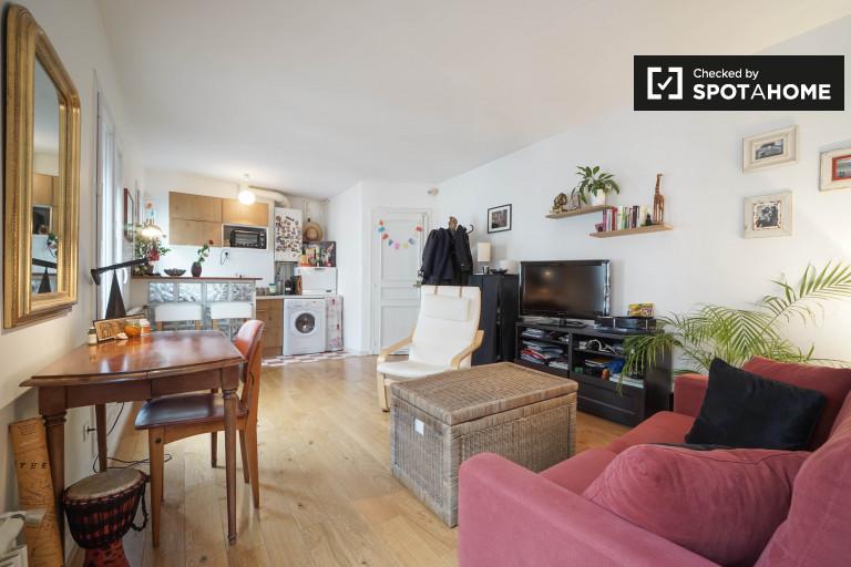 1-bedroom apartment for rent in 20th arrondissement, Paris