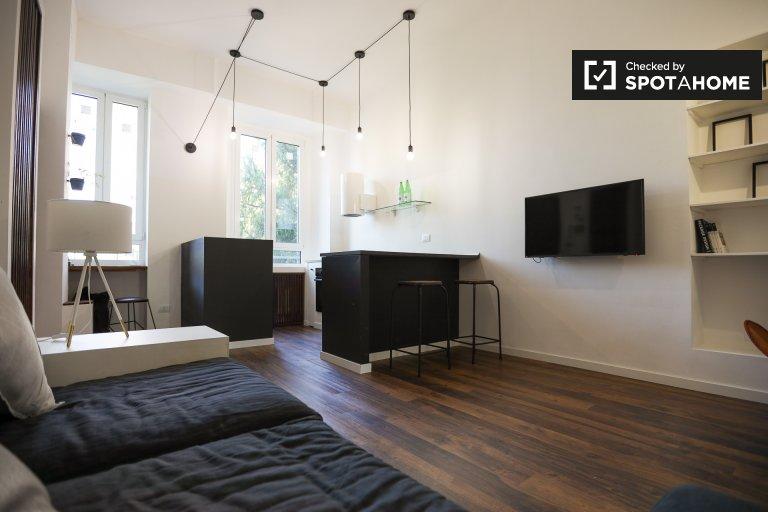 Appartement 1 chambre à louer, Ronchetto Sul Naviglio, Milan