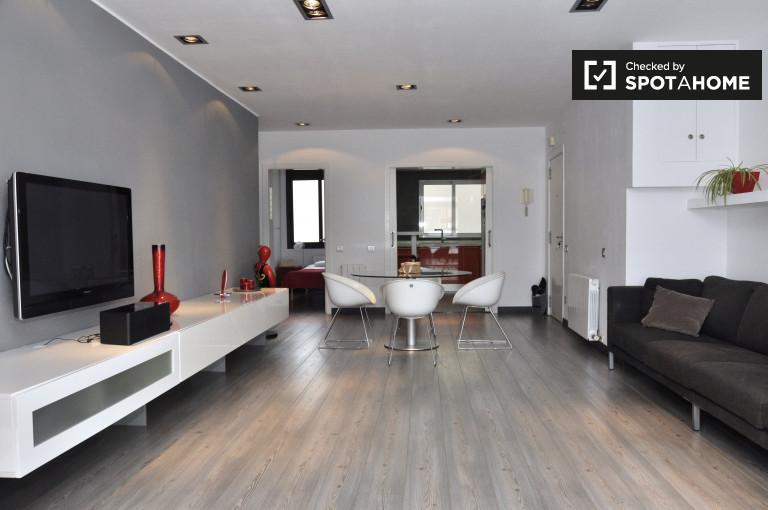 3-pokojowe mieszkanie z balkonem do wynajęcia w La Sagrera
