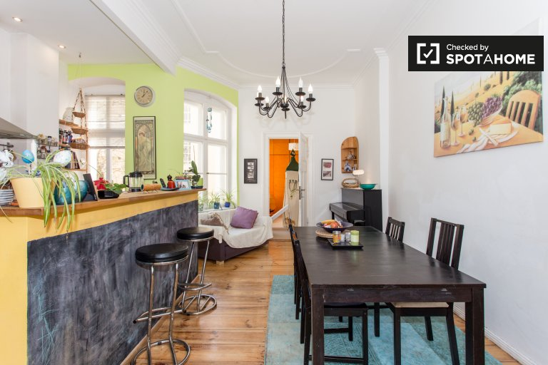 Apartamento de 3 habitaciones en alquiler en Steglitz-Zehlendorf