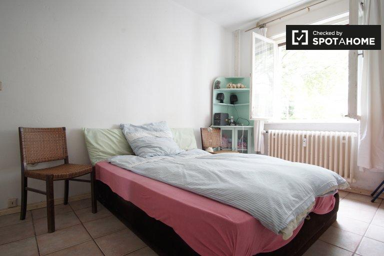 Apartamento de 1 dormitorio en alquiler en Zehlendorf, Berlín