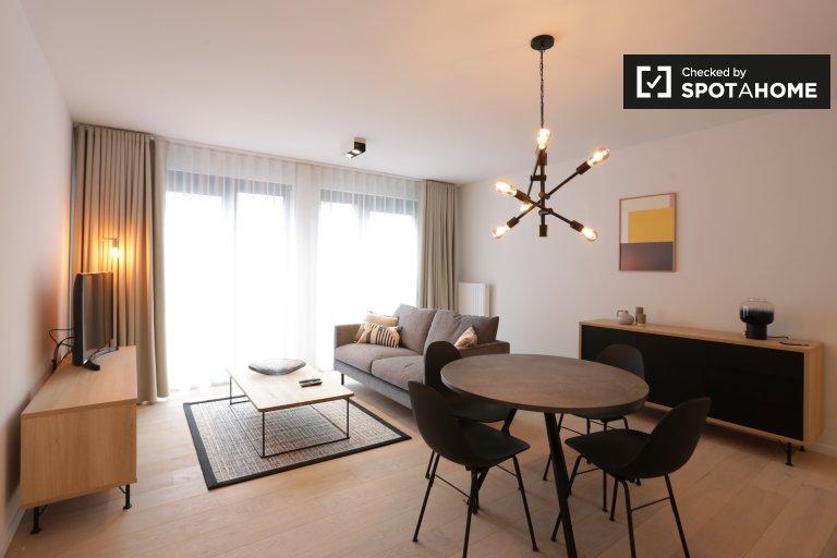 Elegancki 1-pokojowy apartament do wynajęcia w Dzielnicy Europejskiej