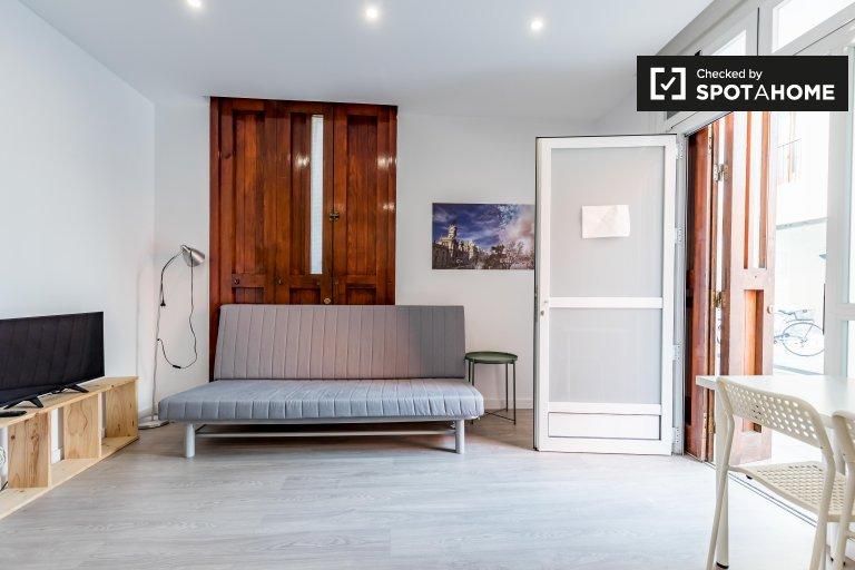 2-pokojowe mieszkanie do wynajęcia w Ciutat Vella, Valencia