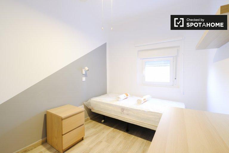 Pokój jednoosobowy do wynajęcia, apartament z 3 sypialniami, Getafe, Madryt