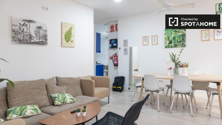 Chambre à louer dans la résidence du Centro, Madrid