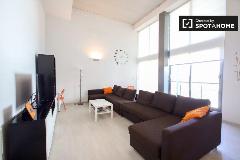 Cool studio apartment to rent in Patraix, Valencia