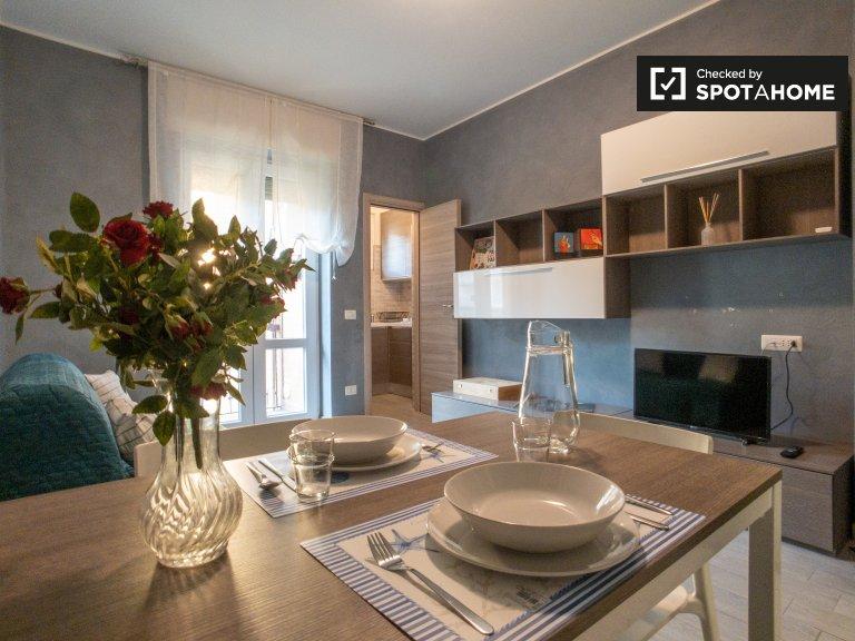1-Zimmer-Wohnung zur Miete in Feltre, Mailand
