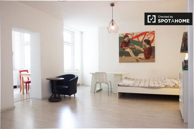 Bright 1-bedroom apartment for rent in Schöneberg
