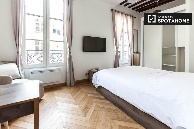 Studio-Wohnung zur Miete im 4. Arrondissement, Paris