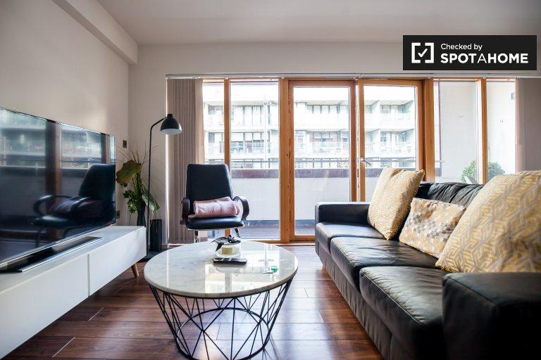 2-Zimmer-Wohnung zur Miete in Silicon Docks, Dublin
