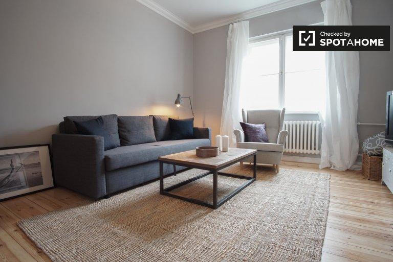 Moderne 1-Zimmer-Wohnung zu vermieten in Wilmersdorf, Berlin