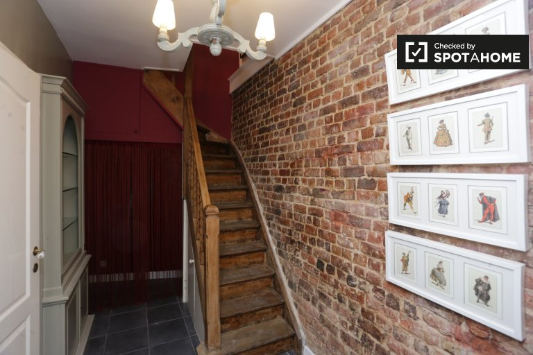 1-bedroom house for rent in Uccle, Brussels