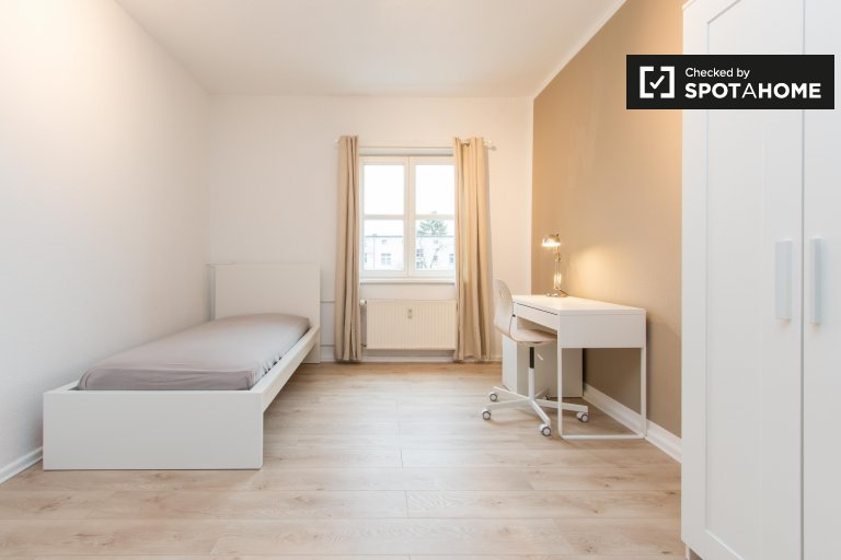 Pokój do wynajęcia w apartamencie z 3 sypialniami w Treptow