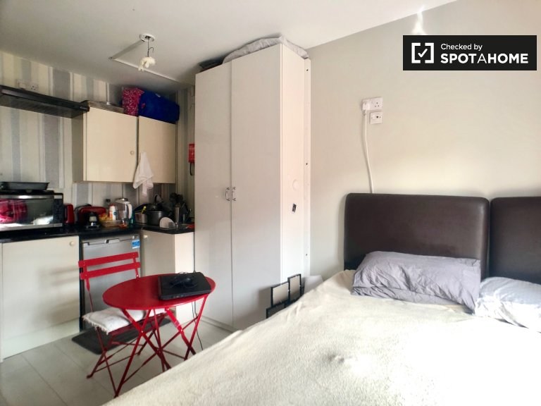 Compact studio apartment for rent in Broadstone, Dublin