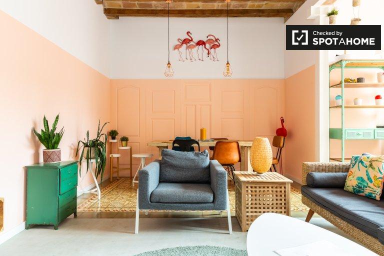 Apartamento de 2 dormitorios en L'Esquerra de l'Eixample, Barcelona