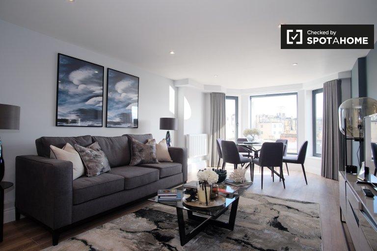 3-pokojowe mieszkanie do wynajęcia w Kensington i Chelsea w Londynie
