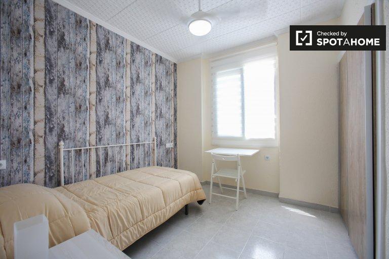 Encantadora habitación en alquiler en Poblats Marítims, Valencia