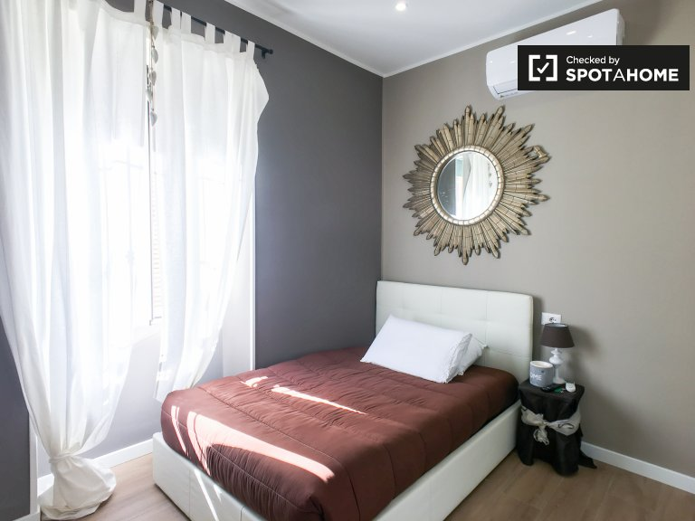 Room for rent in 2-bedroom apartment in Primavalle, Rome