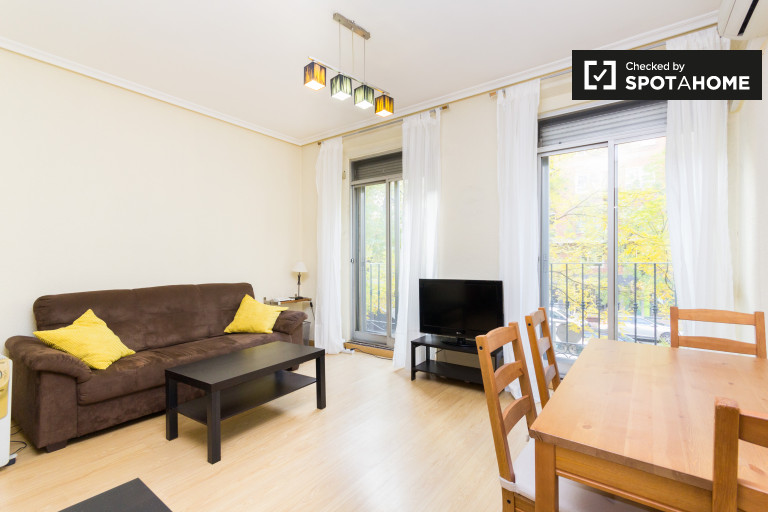 2-bedroom apartment for rent - Almagro and Trafalgar, Madrid