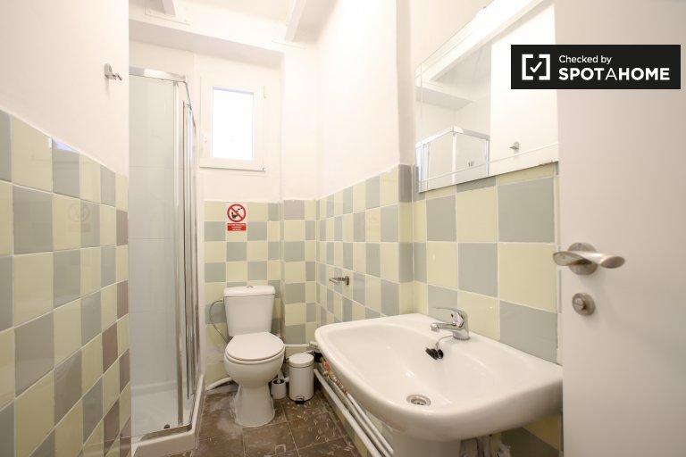 Chambre confortable à louer, appartement de 4 chambres à coucher, Benimaclet