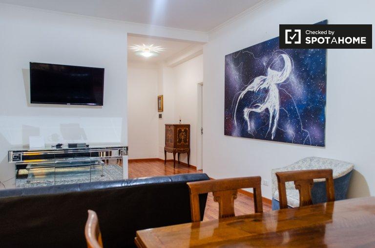 Appartement meublé de 3 chambres à louer à San Pietro, Rome
