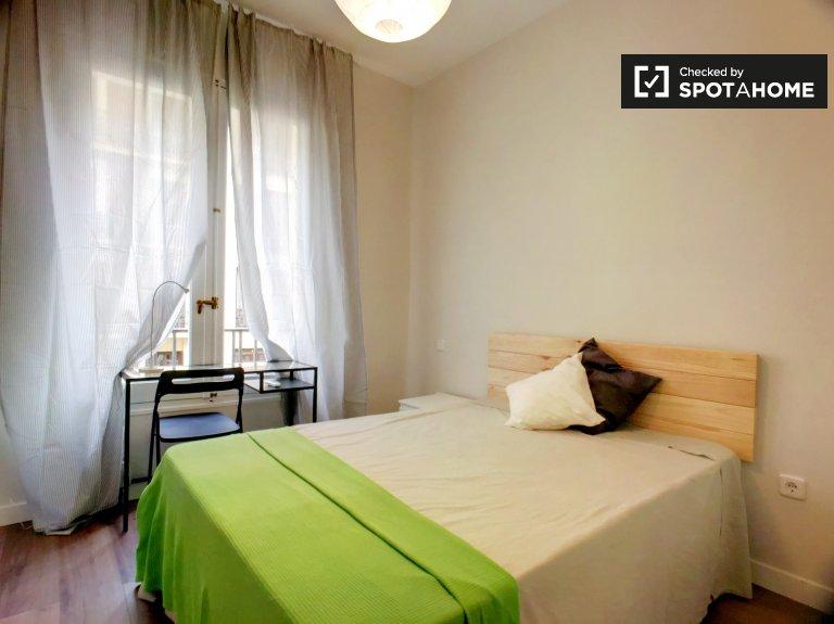 Salamanca, Madrid'de 5 odalı kiralık daire