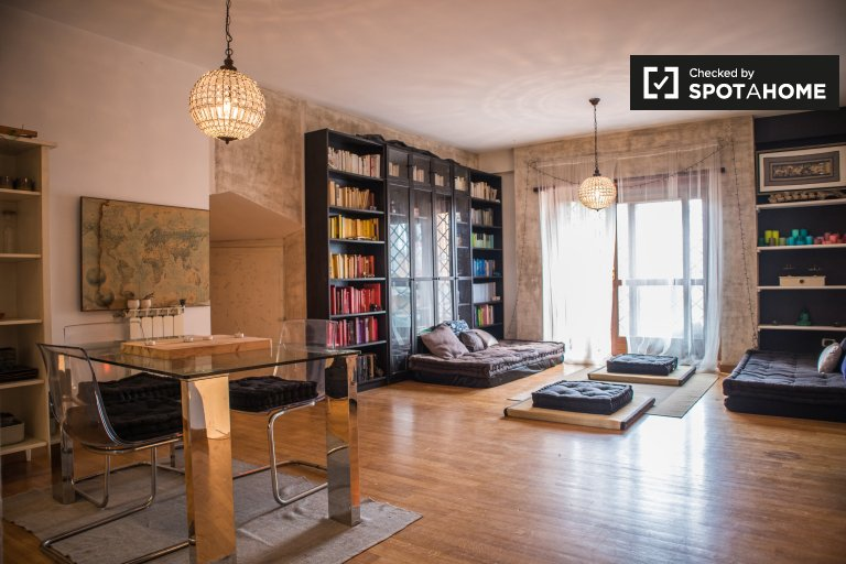 Apartment with 3 bedrooms for rent in EUR, Rome