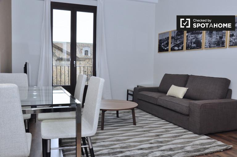 Nowoczesne 3-pokojowe mieszkanie do wynajęcia w El Raval, Barcelona
