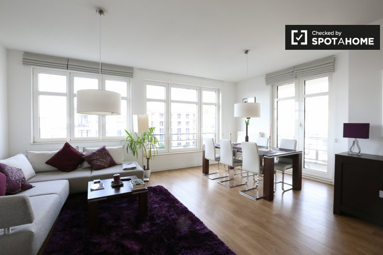 2-bedroom apartment for rent in Forest, Brussels