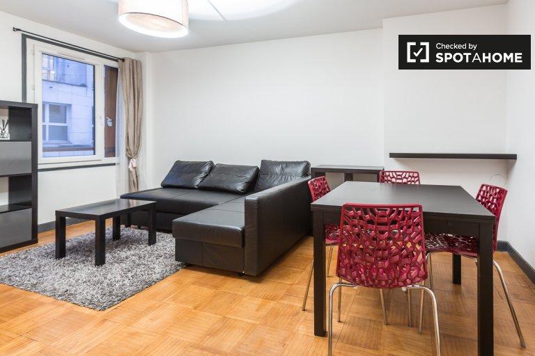 Furnished 1-bedroom apartment in Porte de Lilas, Paris