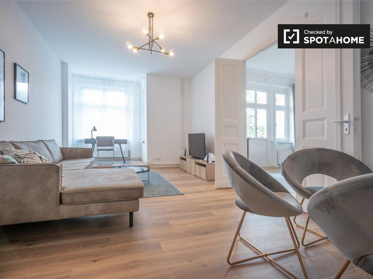 Appartement chic avec 2 chambres à louer à Prenzlauer Berg