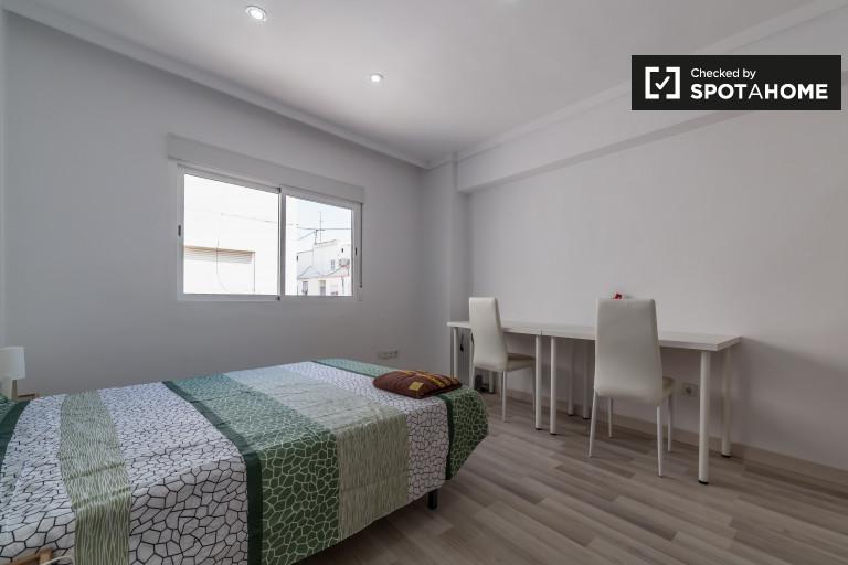 Poblats Marítims, Valencia'daki dairede iç oda